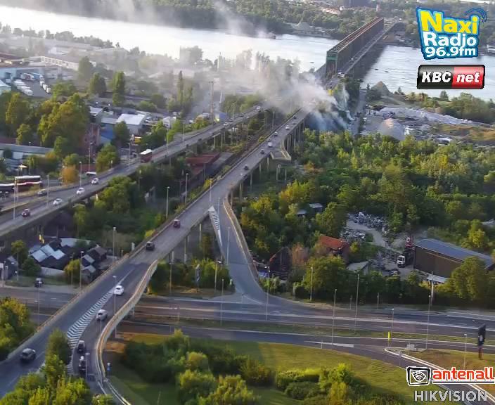 Belgrade Live Cam, Serbia – Pancevo Bridge